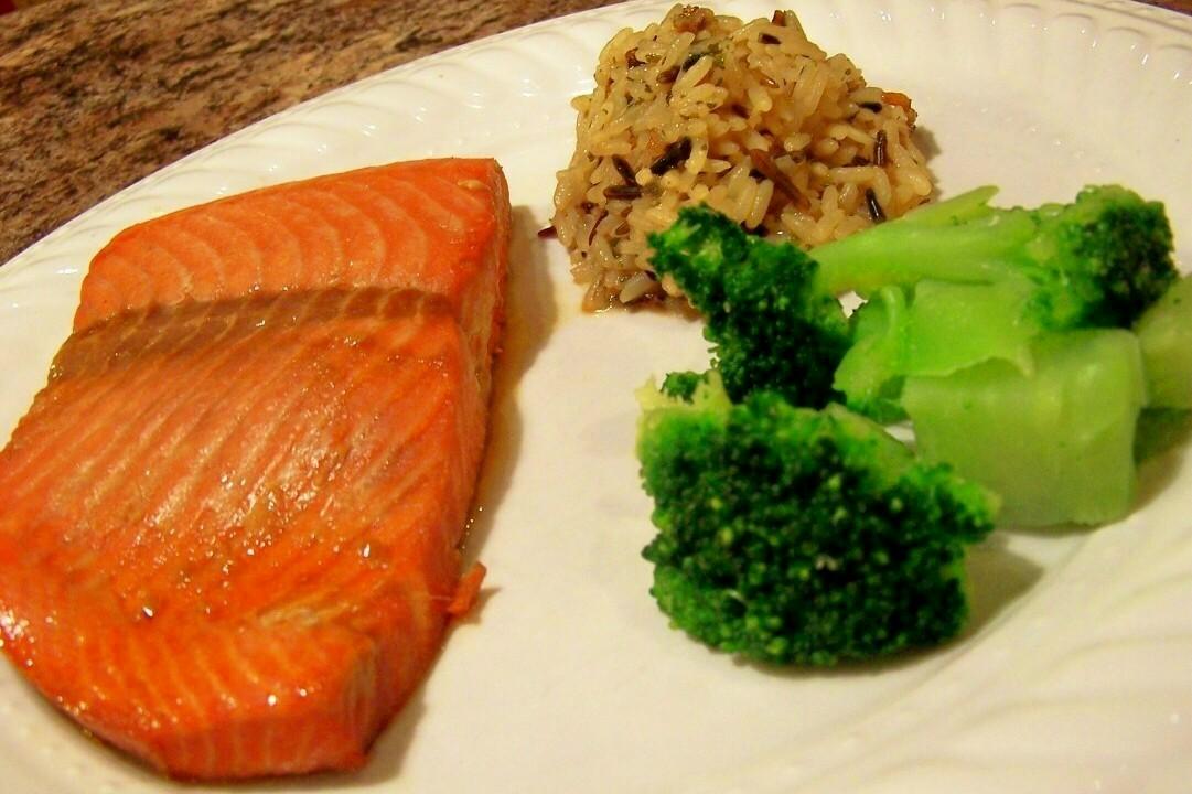 easy salmon recipes - photo #13